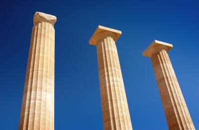 Les trois piliers de la vie chrétienne