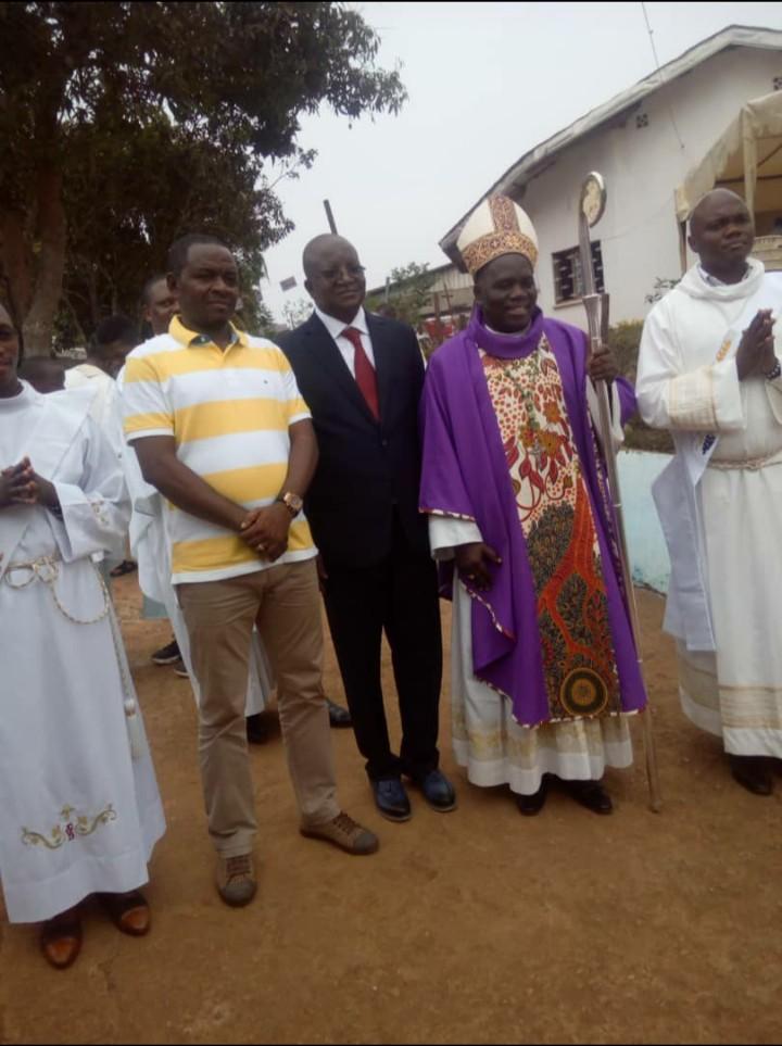 Célébration des 30 ans de ministère du Modérateur Général: Le faste dans l'action de grâces !!
