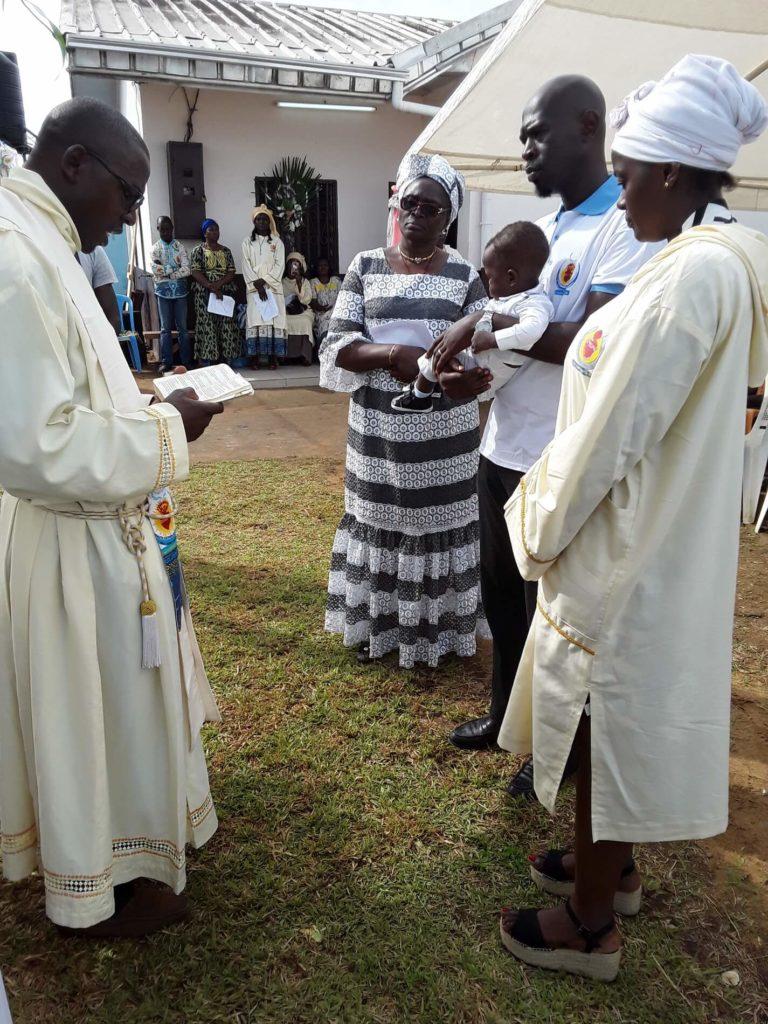 Incardination de la Maison de Douala à la paroisse Saint Jean-Marie Vianney de Beedi